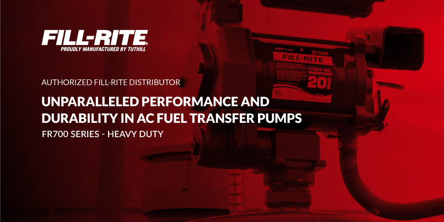 Fill-Rite Authorized Distributor