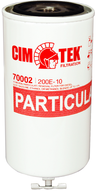 Cim-Tek 200E-10 Spin-On Fuel Dispenser Filter
