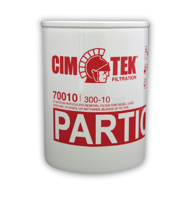 Cim-Tek 300-10 Spin-On Fuel Dispenser Filter