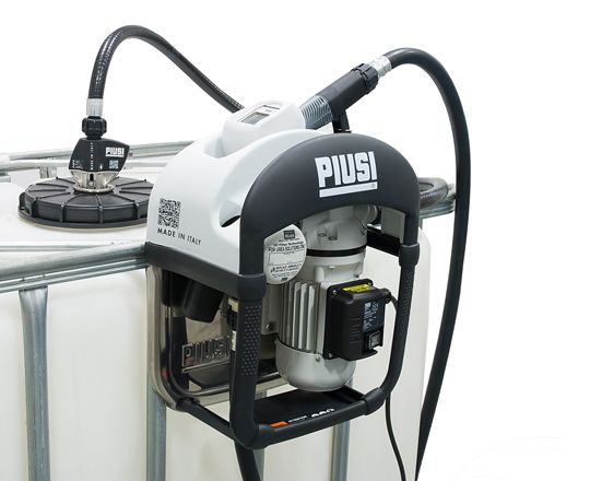 Three25 Piusi DEF Dispenser, Filter & Metered Auto Nozzle Included - 120V (9 GPM)
