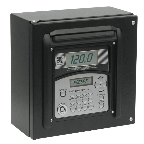 MC Box (120 User) DEF Management System - 120V/60Hz (PIUSI)