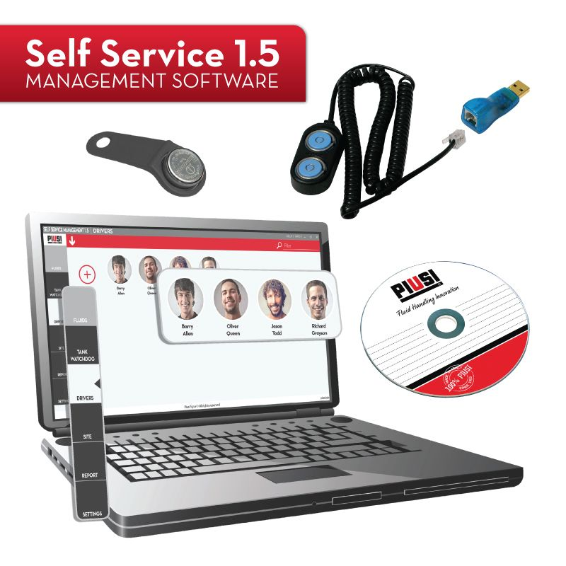 Self Service 1.5 Software