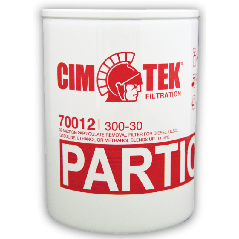 Cim-Tek 300-30 Spin-On Fuel Dispenser Filter