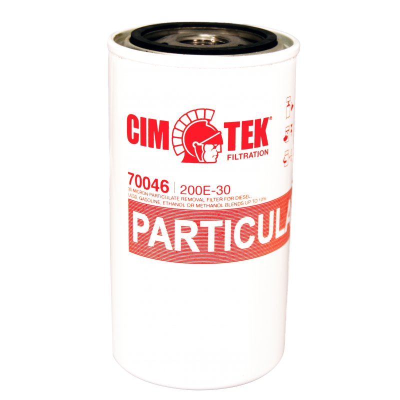 Cim-Tek 200E-30 Spin-On Fuel Dispenser Filter
