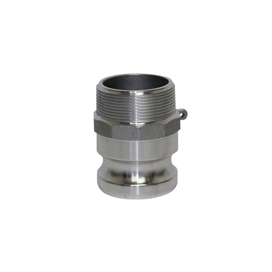 AluminumCamlockFittings-TypeF