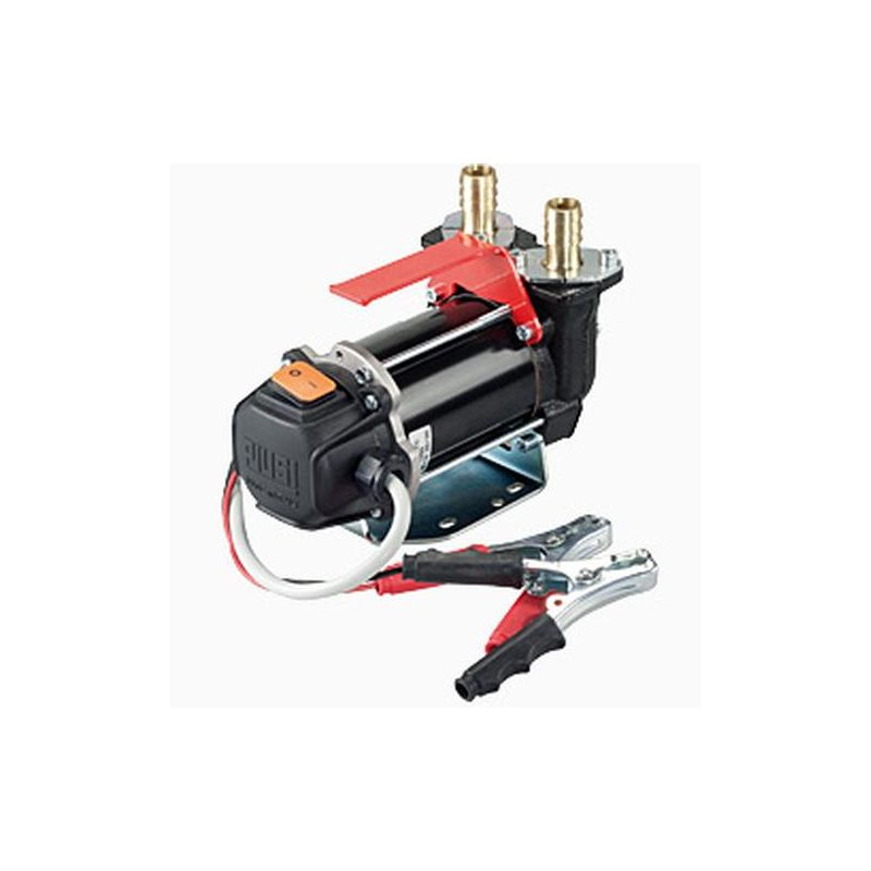 12V DC Carry 3000 Diesel Pump - 13 GPM