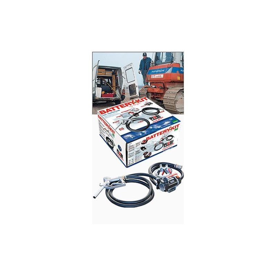 12V DC Carry 3000 Diesel Pump Kit - 13 GPM