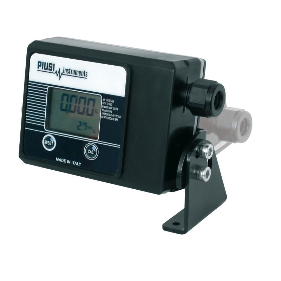Universal Remote Display w/ Pulse Output (PIUSI)