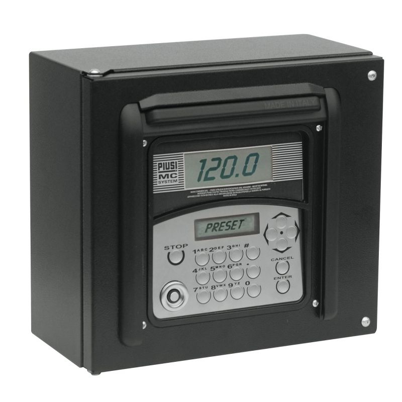 MC Box (120 User) DEF Management System - 120V/60Hz (PIUSI)