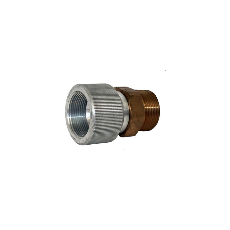 "1-1/2"" Straight Fuel Nozzle Swivel"