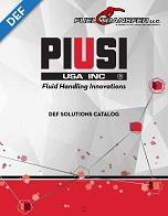 Piusi DEF Catalog - 2016